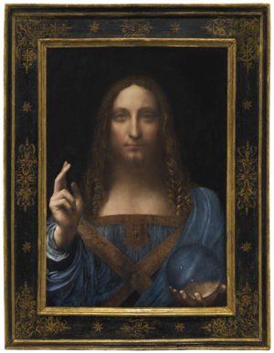 'Salvator Mundi' by Leonardo Di Vinci