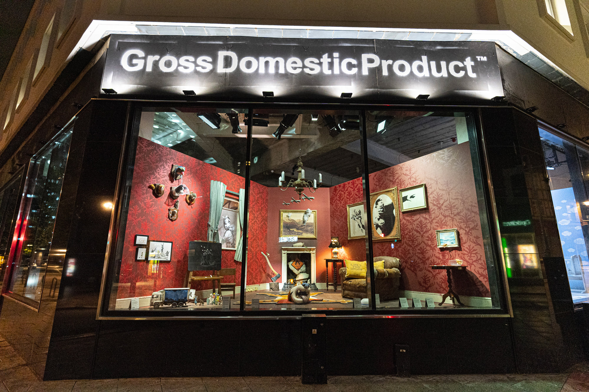 gross domestic product shop