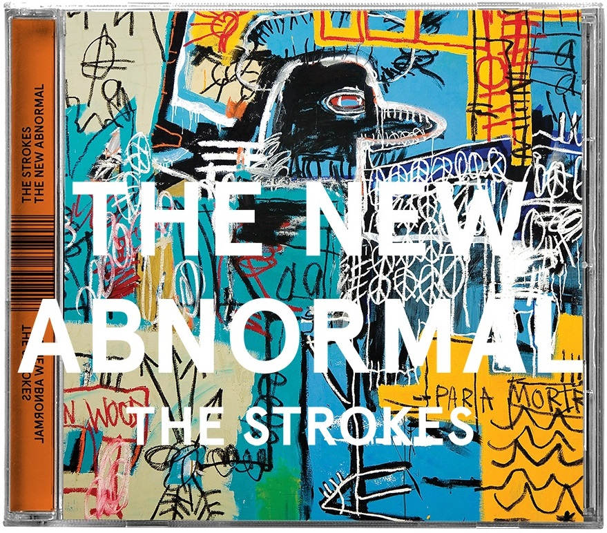 The Strokes new album features album art by Jean-Michel Basquiat