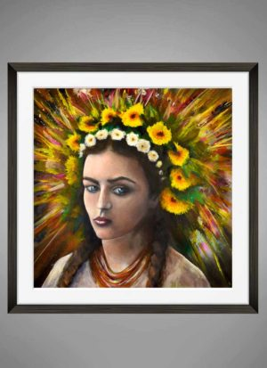 Midsummer signed giclee print