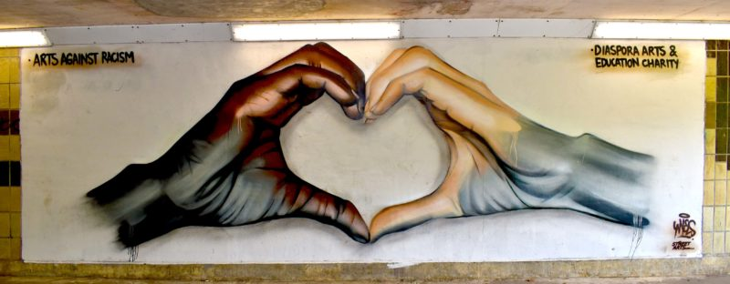 Nathan Murdoch's heart mural sends an important message to us all