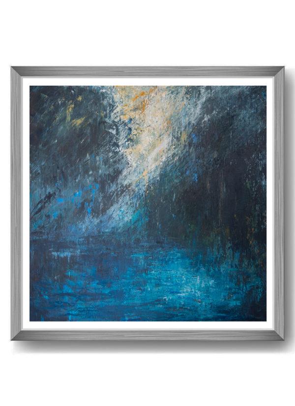 break by Fiona McLauchlan-Hyde fine art landscape giclee print