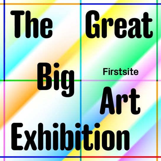 Firstsite Gallery has launched The Great Big Art Exhibition and wants us all to get involved