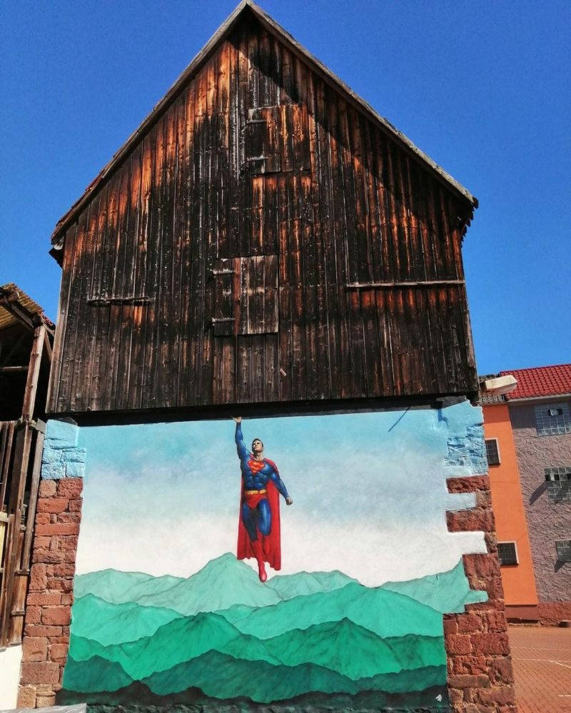 Superman by JPS is one of our favourites