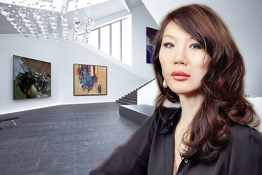 Olyvia Kwok gives us an insight into her predictions for the future of the art market