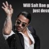 Salt Bae has been accused of illegally using artwork created by Logan hicks and Joe Lurato