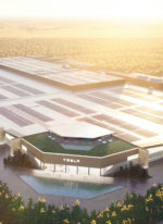 Elon Musk is looking for artists to paint the new Tesla Gigafactory in Berlin