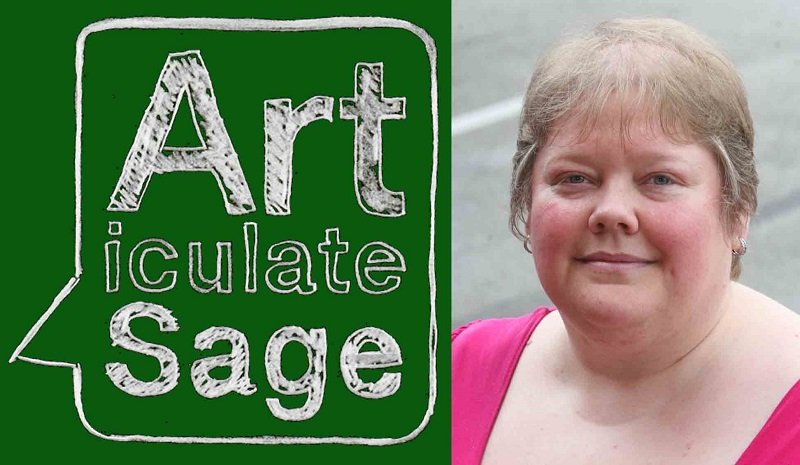 Angela Parks through her company Articulate Sage has helped numerous artists achieve their goals